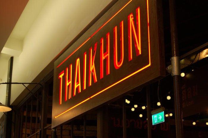 Thaikhun - Black Friday Offer I Love Newcastle
