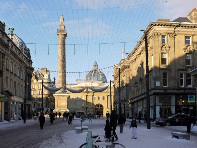 A Toon White Christmas This Year? I Love Newcastle