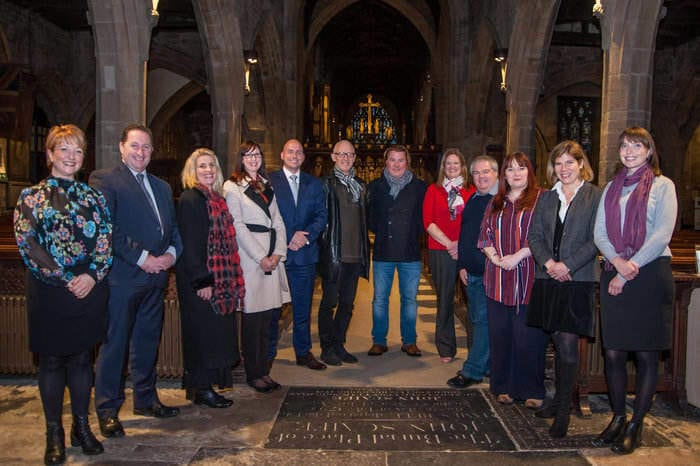 Why we're sponsoring the Christmas at the Cathedral event I Love Newcastle