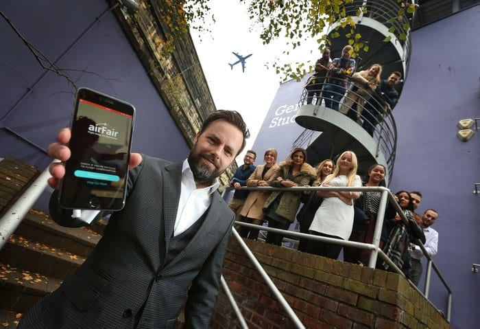 Newcastle Company Launches UK's First Flight Delay Compensation App I Love Newcastle