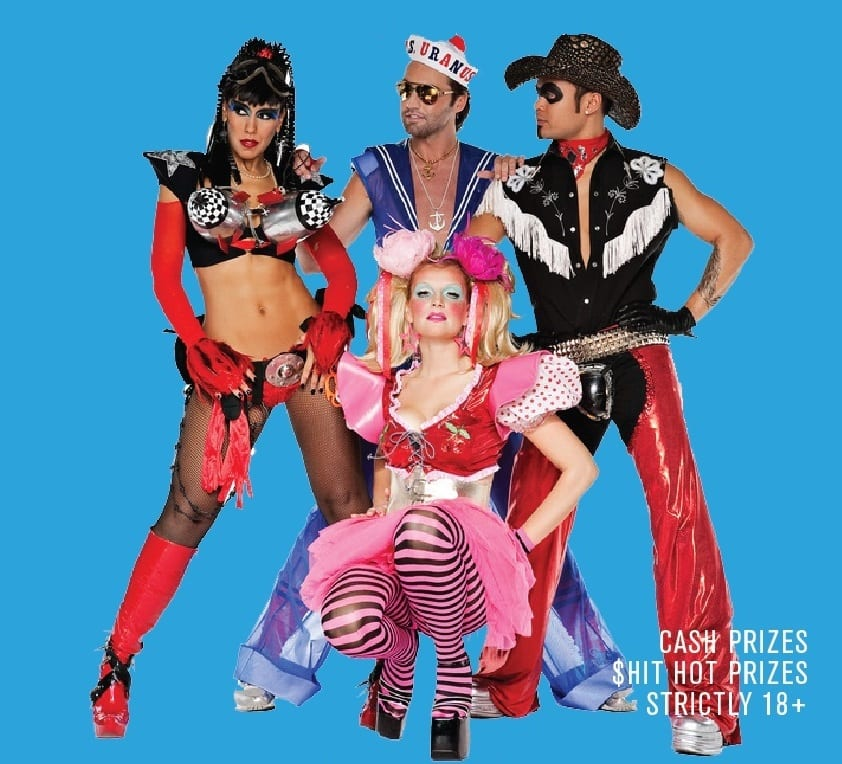 Bongo's Bingo Brings The Vengaboys To Newcastle I Love Newcastle