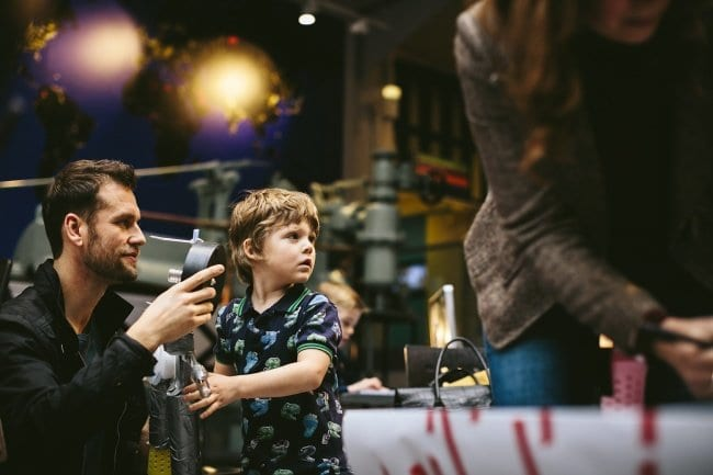 Discovery Museum Launches PLAY + INVENT I Love Newcastle