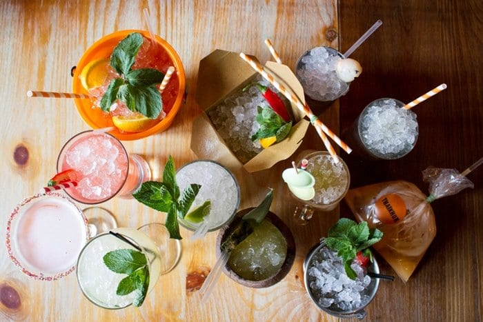 Mix Up A Mocktail For Thaikhun This Dry January I Love Newcastle
