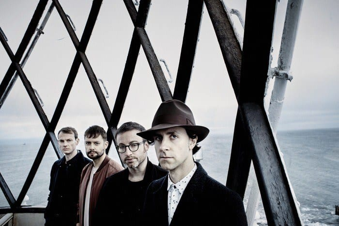Maximo Park Set To Release Album Ahead Of UK Tour I Love Newcastle