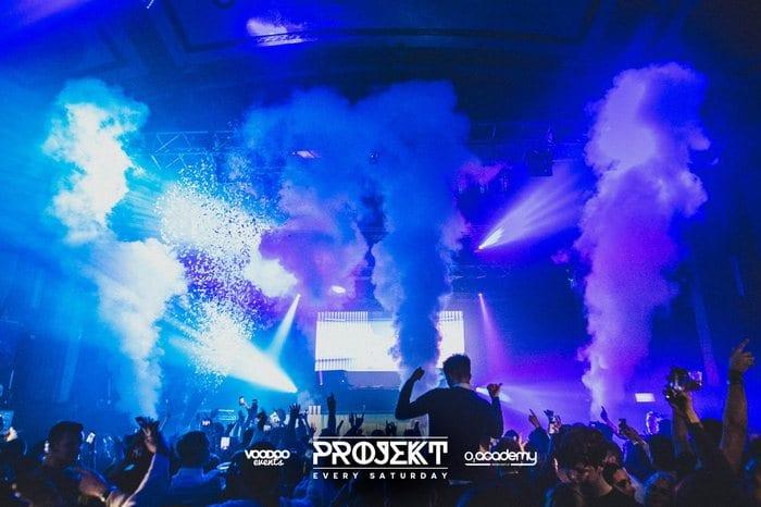 Voodoo Events Presents Projekt Feat. Danny Howard I Love Newcastle