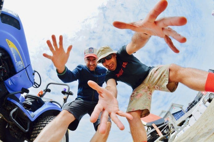 DJ Format And Abdominal Announce New Album & UK Tour I Love Newcastle