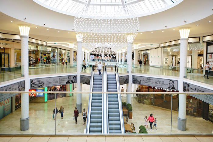 Shop till you drop: lose pounds spending pounds at the biggest shopping centre in the country I Love Newcastle