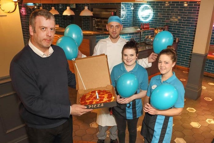 Newcastle's Favourite Pizza Topping Revealed I Love Newcastle