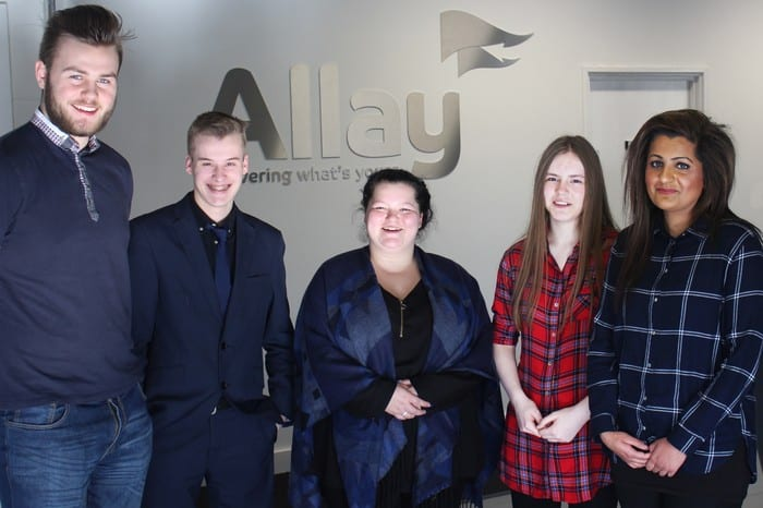National Apprenticeship Week: Success And Opportunities At Newcastle Firm I Love Newcastle