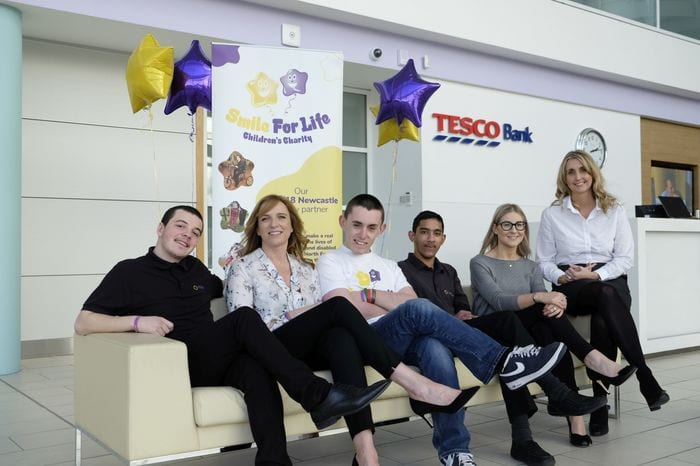 Tesco Bank Choose Tyneside Children's Charity As Their Charity Of The Year I Love Newcastle