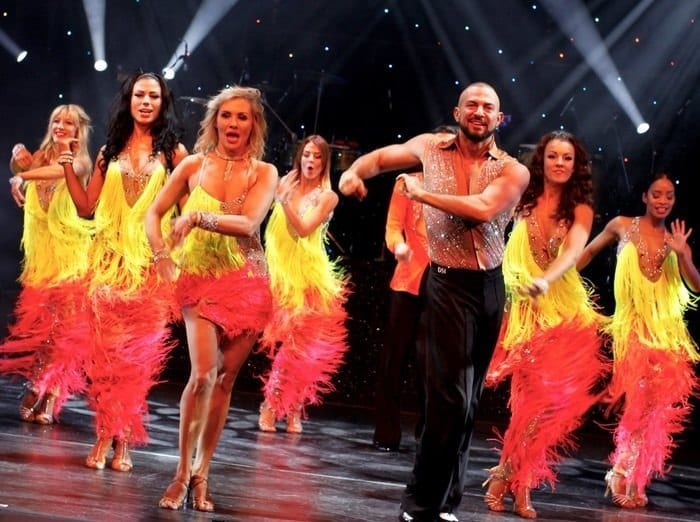 Strictly Stars To Burn Up The Dancefloor In New Live Show I Love Newcastle