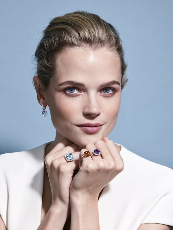 Mappin & Webb 2017 Campaign Features British Actress I Love Newcastle
