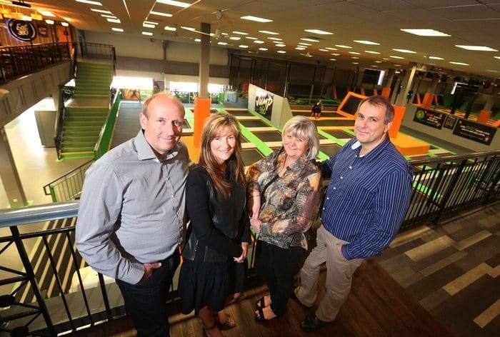 JUMP 360 To Launch New Attraction In Newcastle I Love Newcastle