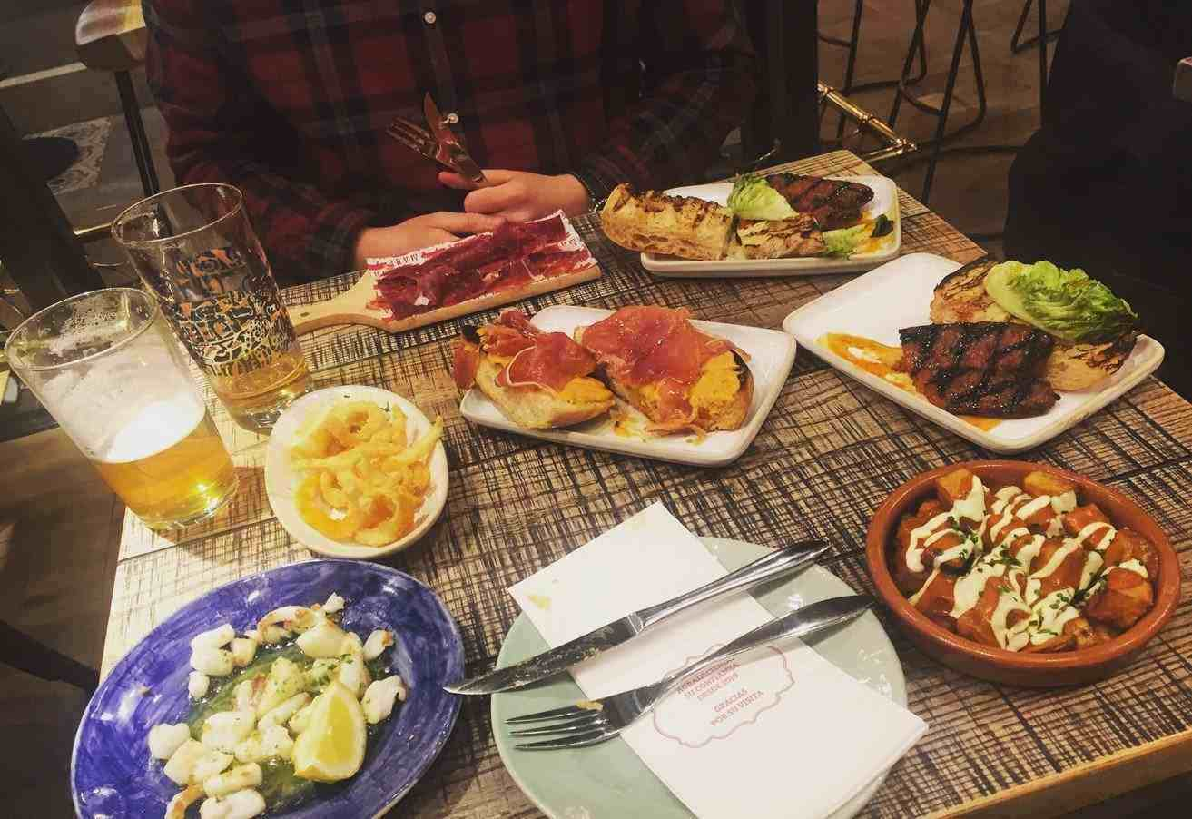 Tapas Revolution – Reviewed I Love Newcastle
