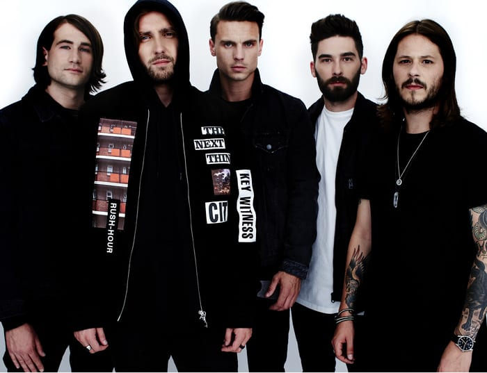 You Me At Six Release Single Ahead Of Newcastle Date I Love Newcastle