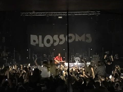 Blossoms Review - NME Tour 2017 I Love Newcastle