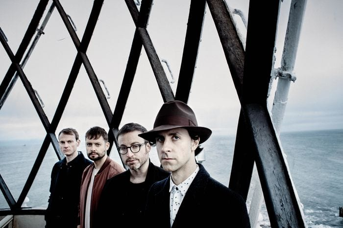 Maximo Park To Play Intimate HMV Newcastle Gig I Love Newcastle