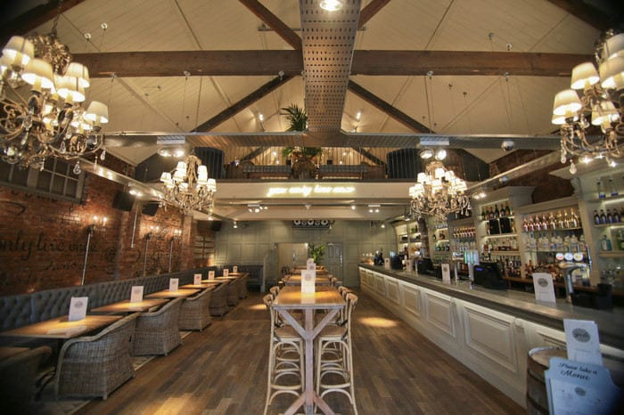 Cash Injection Enhances Popular Out Of Town Bar And Eatery I Love Newcastle