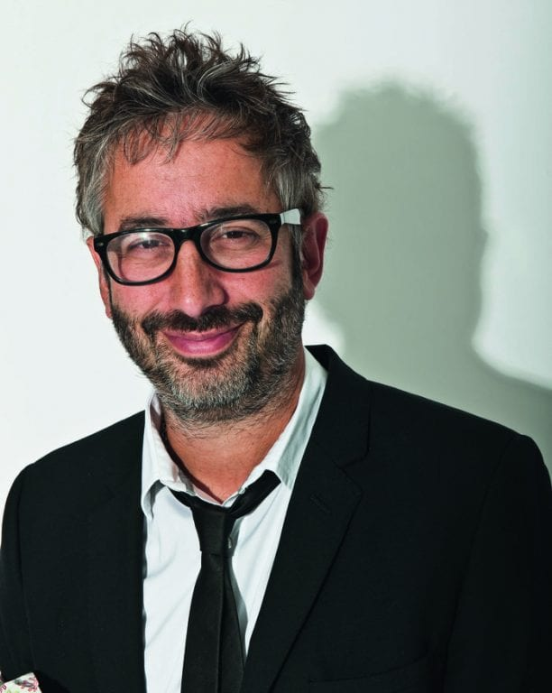 David Baddiel Returns To Newcastle With Hit One-Man Show I Love Newcastle