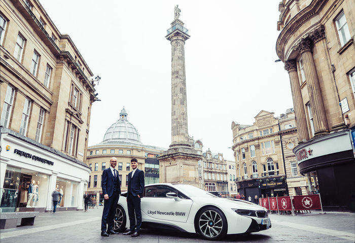 NE1 Newcastle Motor Show Dates Announced I Love Newcastle