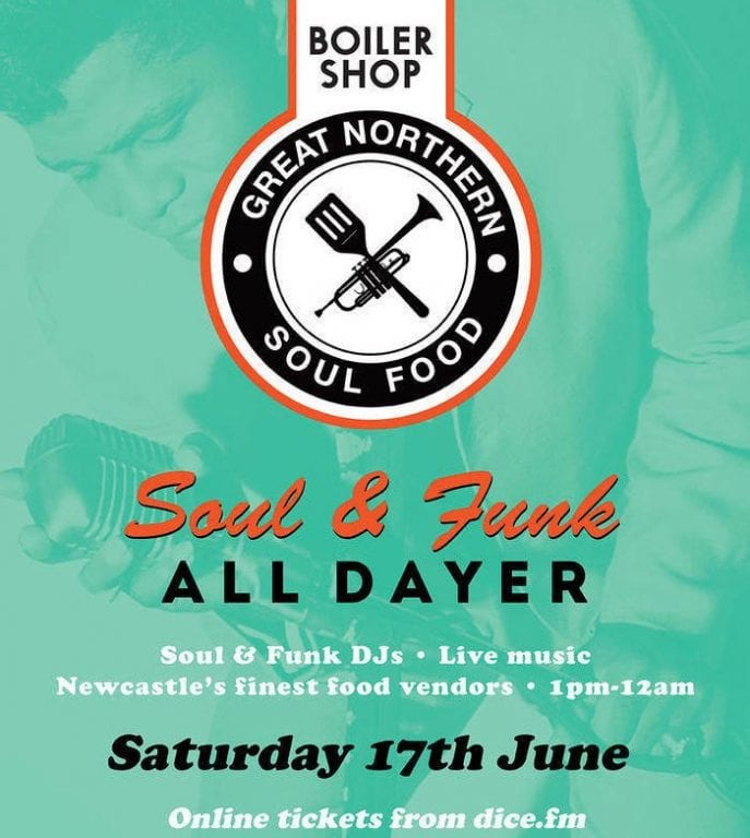 The Great Northern Soul Food Event I Love Newcastle