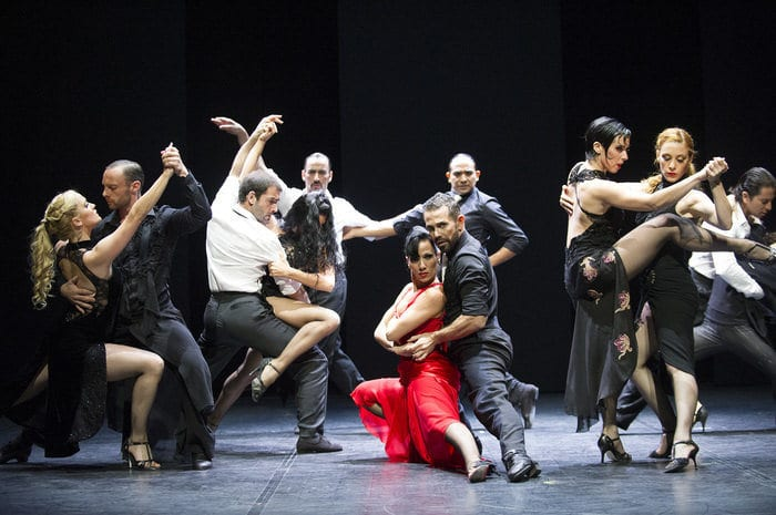 Smoldering Night In Buenos Aires Promised With 21st Century Tango Show I Love Newcastle