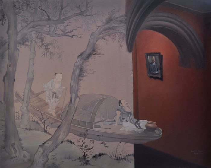 Newcastle Exhibition Where Contemporary Photorealistic Painting Meets Traditional Chinese Art I Love Newcastle