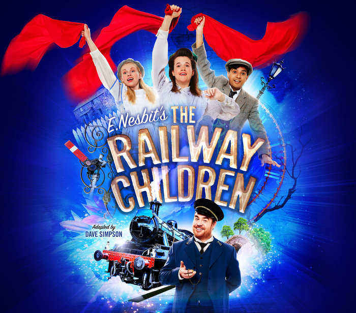 The Railway Children Disembark At Newcastle Theatre Royal I Love Newcastle