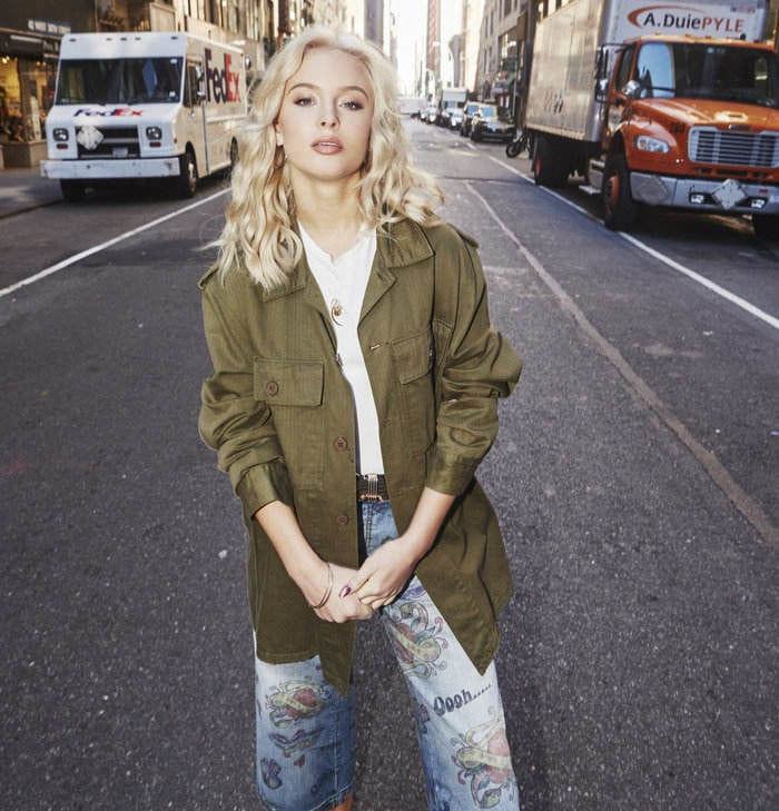 Zara Larsson Includes Newcastle O2 Academy In UK Tour I Love Newcastle