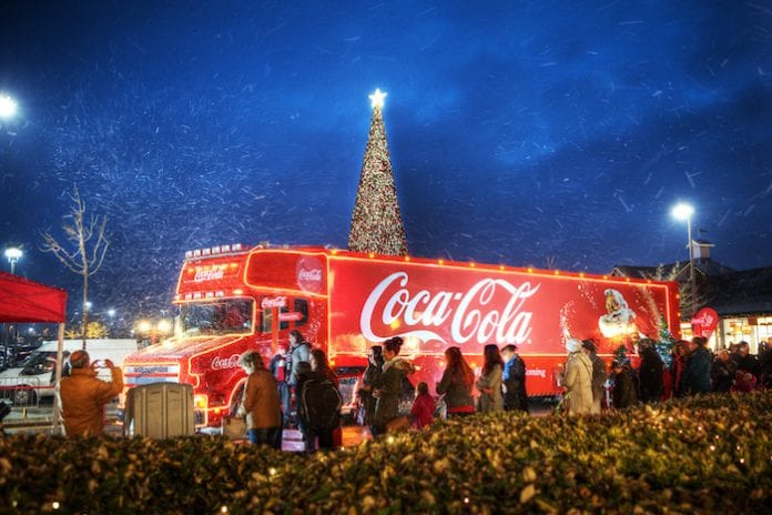 The Coca-Cola Christmas truck is coming to Newcastle: when and where to find it I Love Newcastle