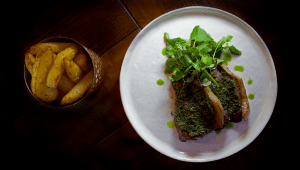 Get excited about lunchtimes again with Dobson and Parnell's new take on casual fine dining I Love Newcastle
