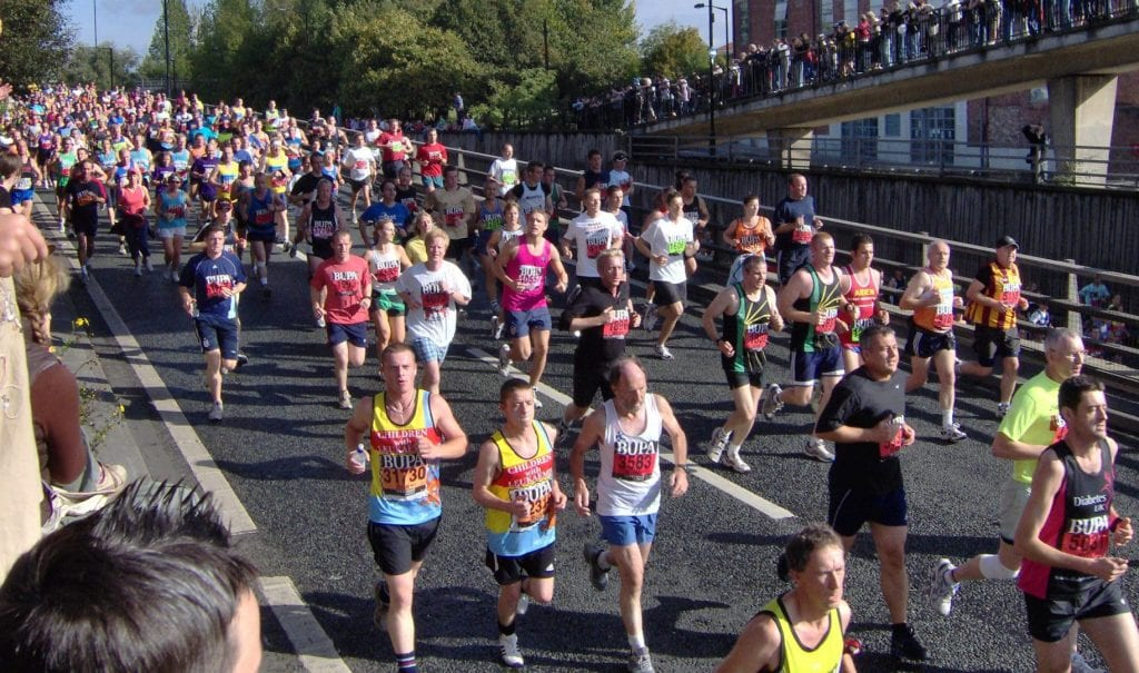 It's the Great North Run and Great North City Games this weekend I Love Newcastle