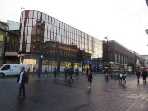 intu Eldon Square's annual student shopping night and is sure to bring a smile to the face of students I Love Newcastle