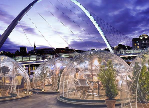Christmas is arriving in Gateshead this weekend and it's going to be big I Love Newcastle