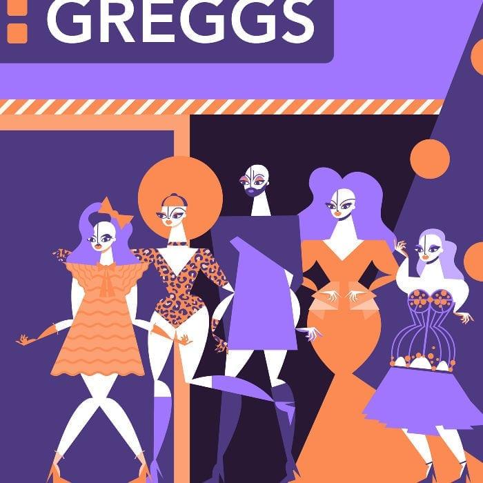 Art exhibition to honour Greggs Festive Bake I Love Newcastle