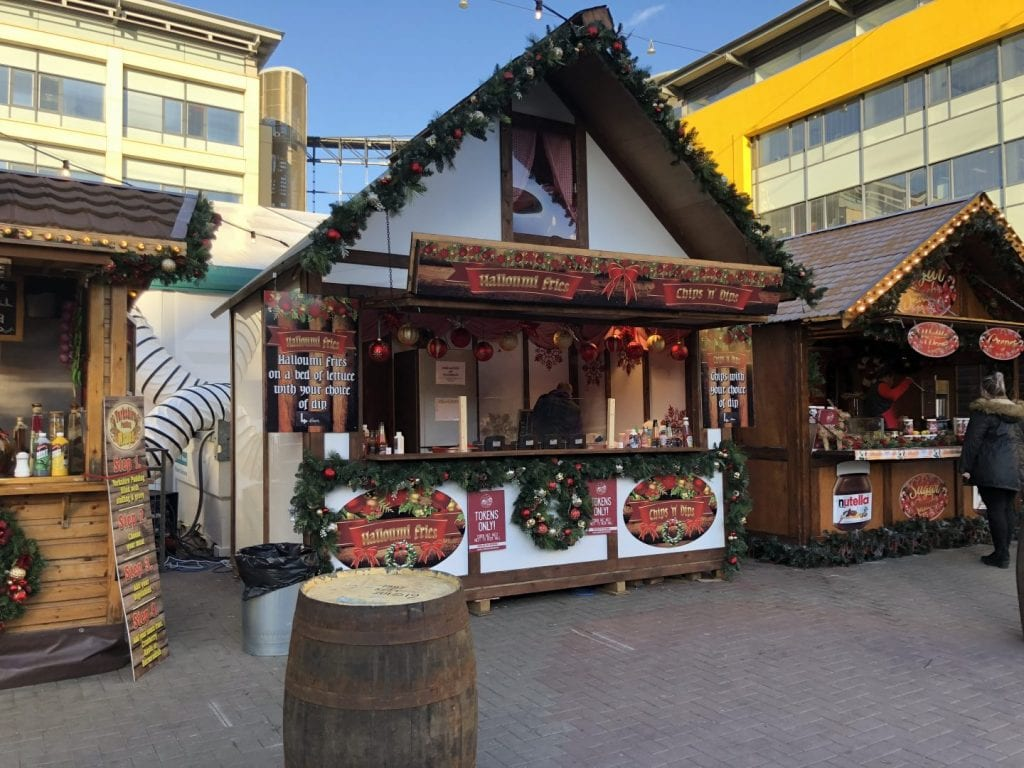 Newcastle's first Christmas Village is open: here's what to expect I Love Newcastle