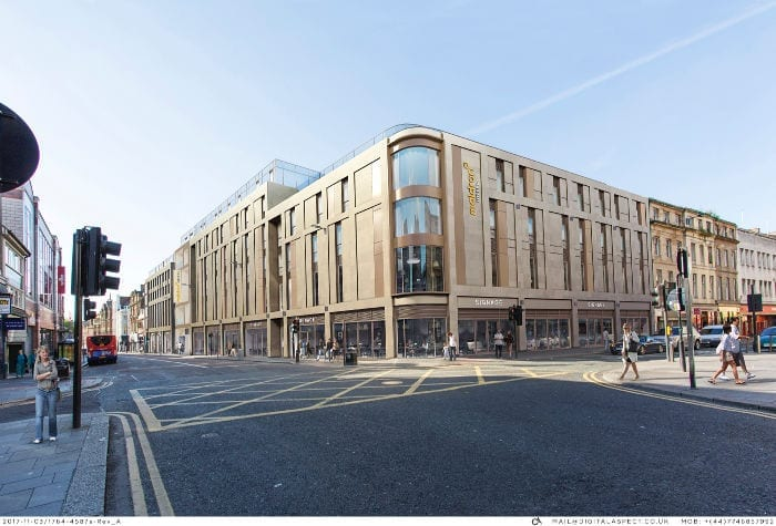 Newcastle's newest hotel set to open in heart of city I Love Newcastle