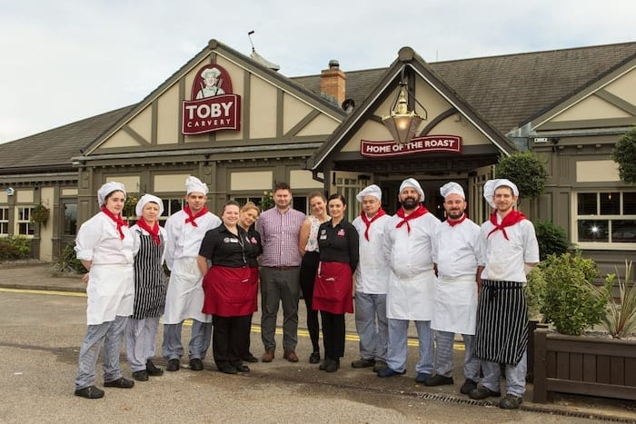 Kenton Bank carvery has major makeover and pledges local charity support I Love Newcastle