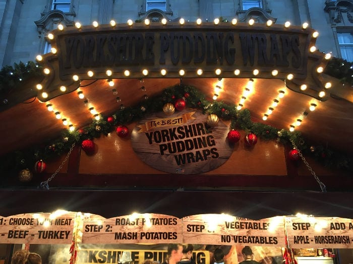 The Newcastle Christmas Markets treats and tipples you should try this year I Love Newcastle