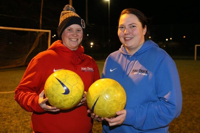 Women and girls can try football as project kicks off across the city I Love Newcastle