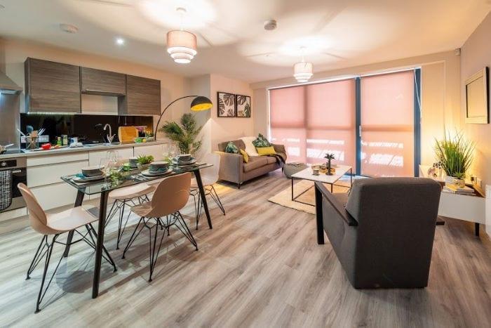 Sneak peek inside Newcastle's first build-to-rent apartment block I Love Newcastle