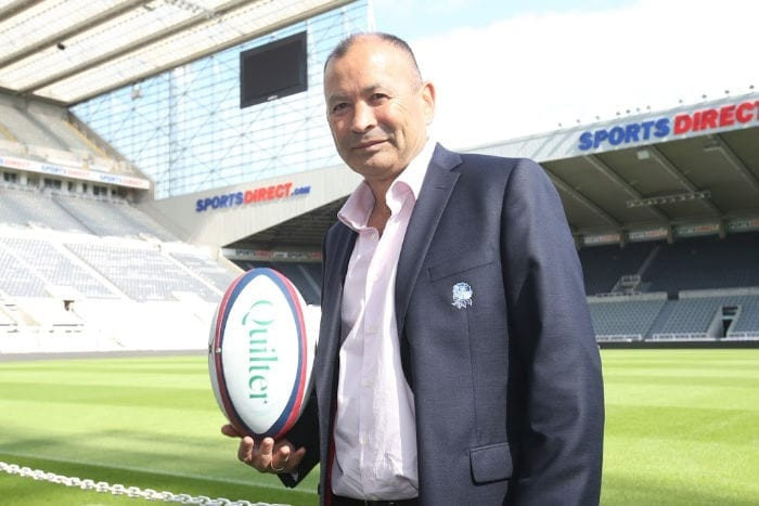 Tickets go on sale for England rugby match at St James' Park I Love Newcastle