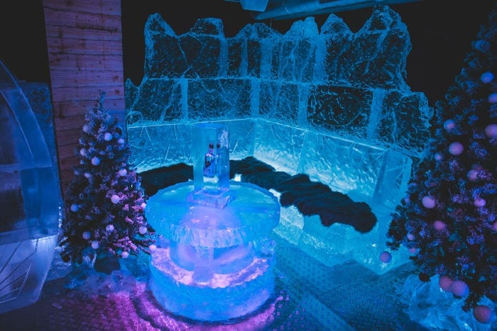 First look at Newcastle's  new Ice Bar: what's it like inside? I Love Newcastle