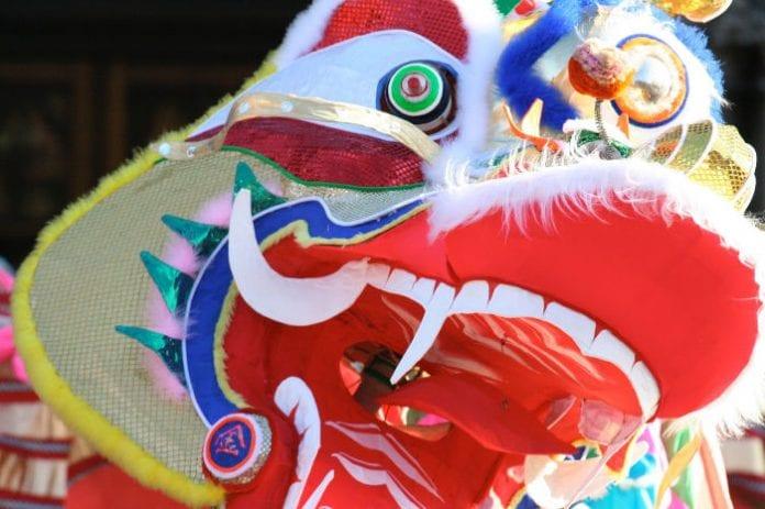 Chinese New Year Newcastle
