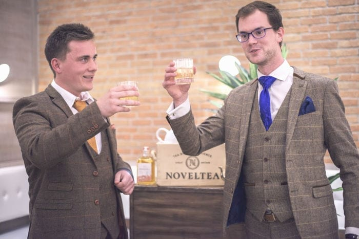 This business in Newcastle makes alcoholic tea – and it's going down a storm I Love Newcastle