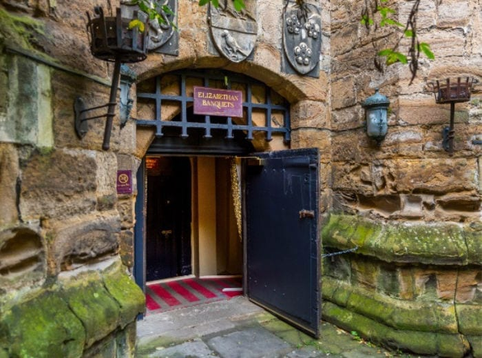 Historic Lumley Castle has opened an escape room... and it looks scary! I Love Newcastle