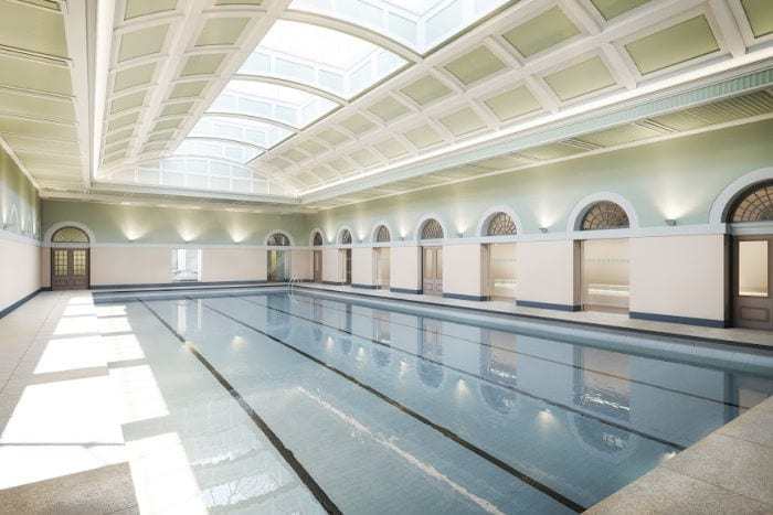 Take a sneak peek inside the redevelopment of the City Baths I Love Newcastle