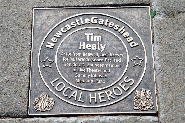 Nominations are open for four Geordies to be added to the Quayside Walk of Fame I Love Newcastle