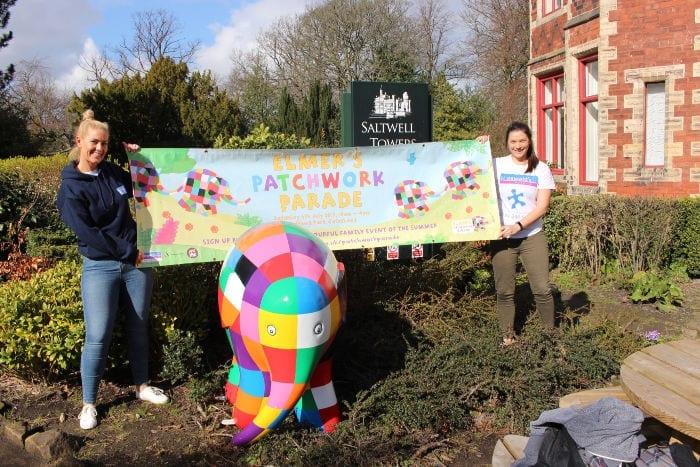 Elmer bringing Elephantastic family fun-draiser to Saltwell Park in July I Love Newcastle
