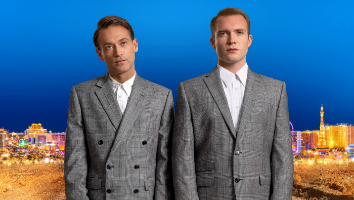 Rain Man opens at the Northern Stage this week and there's some famous faces in the cast I Love Newcastle